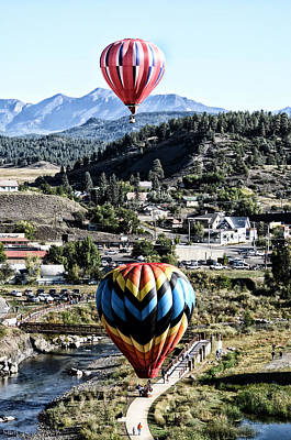 Photograph - Pagosa Springs Colorfest 2015 by Kevin Munro