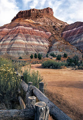 Photograph - Pahreah Utah by Phil Cardamone