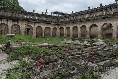 Photograph - Paigah Tomb by Kiran Joshi