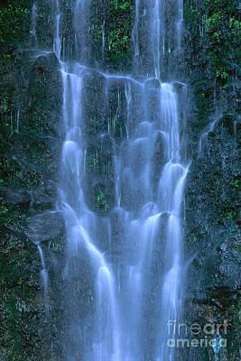 Bill Brennan Photograph - Paihi Falls by Bill Brennan - Printscapes