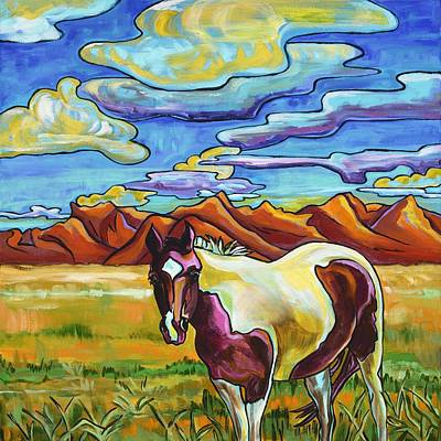 Painting - Paint by Alexandria Winslow