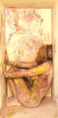 Paint Box 1 Art Print