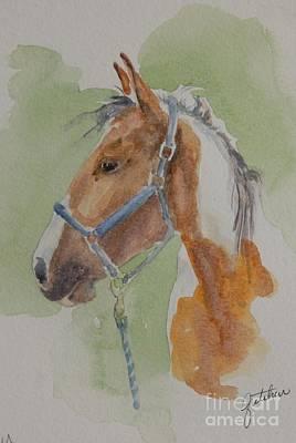 Paint I Art Print by Gretchen Bjornson
