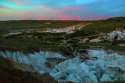 Photograph - Paint Mines Interpretive Park by James BO Insogna
