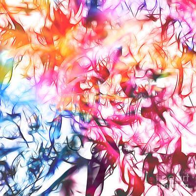 Digital Art - Paint Party by Margie Chapman