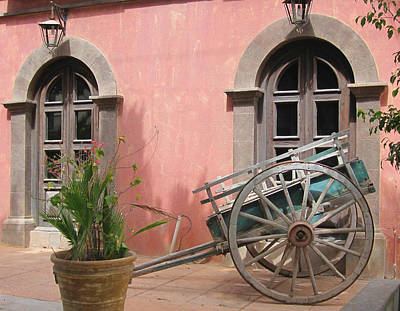 Photograph - Picturesque Hotel In Loreto  by Marilyn Wilson