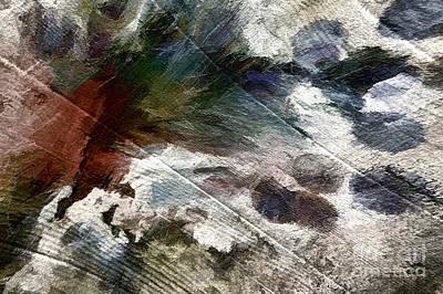 Digital Art - Paint The Planks by Margie Chapman