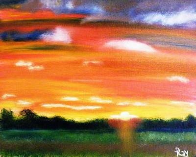 Painting - Paint The Sky by  Debbie