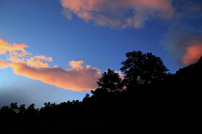 Photograph - Painted Clouds by Shane Bechler