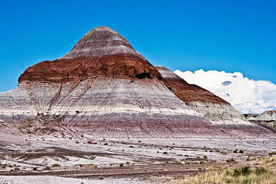 Photograph - Painted Desert #11 by Robert J Caputo
