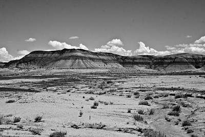 Photograph - Painted Desert #9 by Robert J Caputo