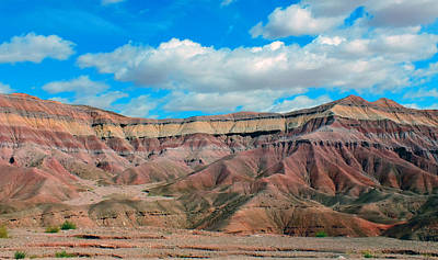 Photograph - Painted Desert by Charlotte Schafer