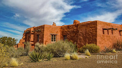 Photograph - Painted Desert Inn by Jon Burch Photography