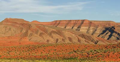 Photograph - Painted Desert by Loree Johnson