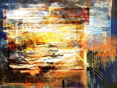 Digital Art - Painted Dreams by Art Di