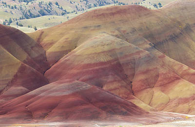 Photograph - Painted Hills 2 by Angie Vogel