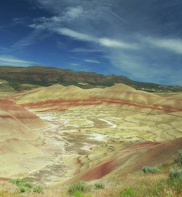 Photograph - Painted Hills by Angie Vogel