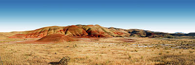 Photograph - Painted Hill's Panorama by Craig Strand