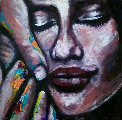 Painting - Painted Love by Kimberly Dawn Clayton