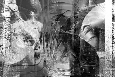 Digital Art - Painted Memories by Art Di