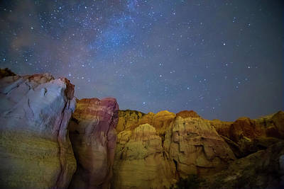 Photograph - Painted Night by James BO Insogna