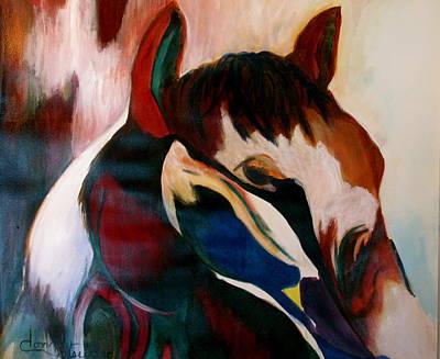 Painted Pony Original by Donna Steward