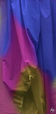 Photograph - The Rainbow Flag by Wayne King