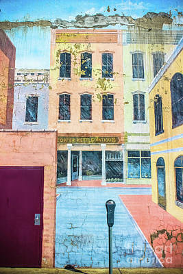 Photograph - Painted Town - Red Bank by Colleen Kammerer
