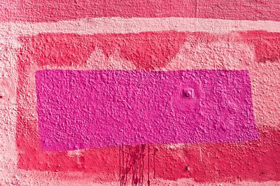 Painted Wall Art Print