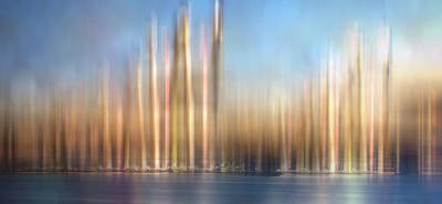 Photograph - Painterly Scapes by Elvira Pinkhas