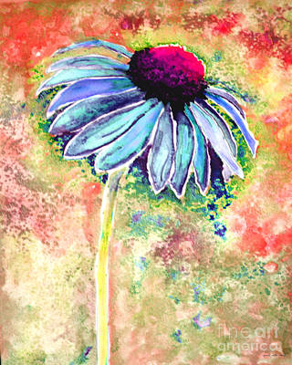 Painting - Painting Cone Flower 8615c by Mas Art Studio