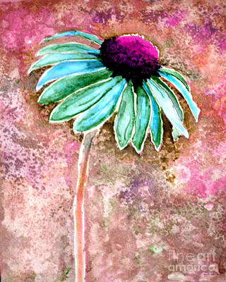 Painting - Painting Cone Flower 8615d by Mas Art Studio