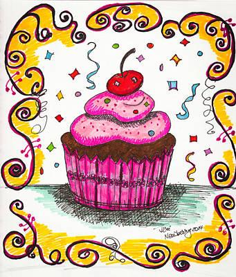 Paintpen Cupcake Original