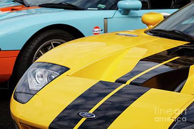 Photograph - Pair Of Gt's by Dennis Hedberg