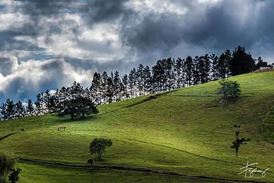 Photograph - Paisaje Colombiano #1 by Francisco Gomez