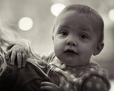 Photograph - Paisley by Brian Jones