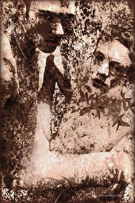 Paisley Fields Forever Art Print