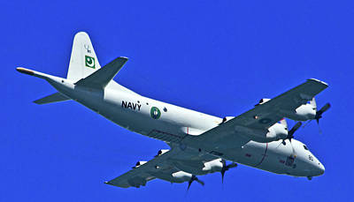 Photograph - Pakistan Navy Lockheed P-3c Orion by Miroslava Jurcik