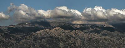 Photograph - Paklenica Mountains by Jaroslaw Blaminsky