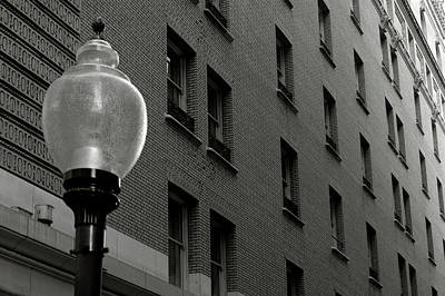 B Photograph - Palace Hotel No. 1  -- Whispers Project by Michael Evans