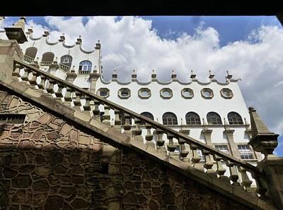 Photograph - Palace In Guanajuato by Rosanne Licciardi
