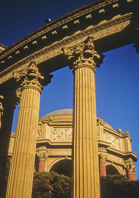 Photograph - Palace Of Fine Arts, San Francisco by Frank DiMarco