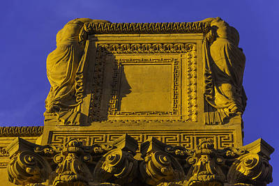 Fine Art Of Women Photograph - Palace Of Fine Arts by Garry Gay