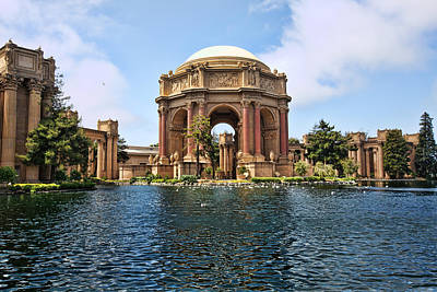 Photograph - Palace Of Fine Arts by Kim Wilson
