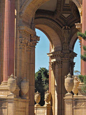 Photograph - Palace Of Fine Arts by Leslie Brashear