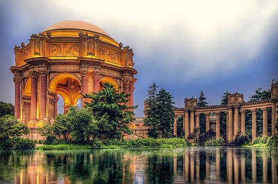 Photograph - Palace Of Fine Arts by Maria Coulson