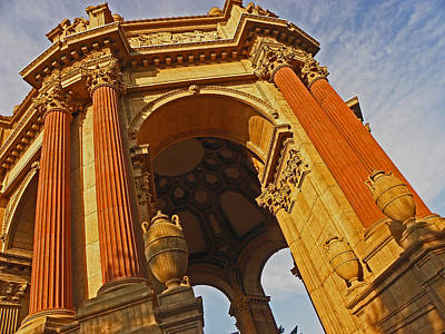 Photograph - Palace Of Fine Arts One by Elizabeth Hoskinson
