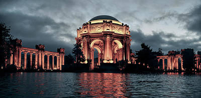 Photograph - Palace Of Fine Arts - San Francisco by Daniel Hagerman