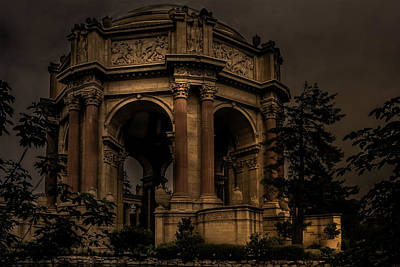 Print featuring the photograph Palace Of Fine Arts - San Francisco by Ryan Photography