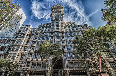 Photograph - Palacio Barolo, Buenos Aires, Argentina by Venetia Featherstone-Witty